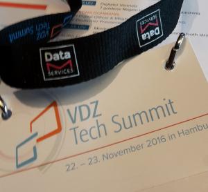 DataM VDZ Tech Summit