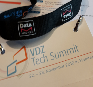 DataM VDZ Tech Summit